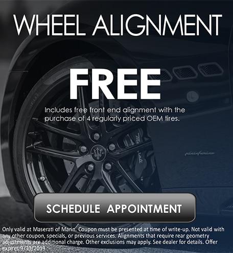 Free Wheel Alignment