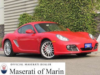 Used 2010 Porsche Cayman S Coupe in Marin, CA