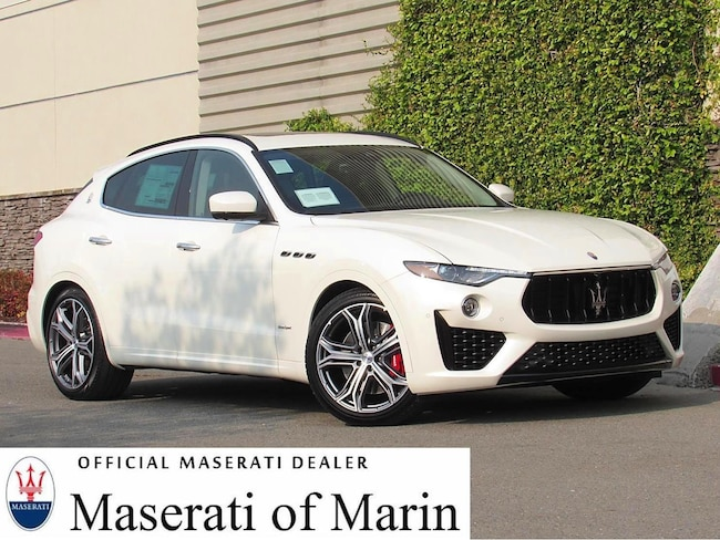 2019 Maserati Levante S GranSport SUV Mill Valley
