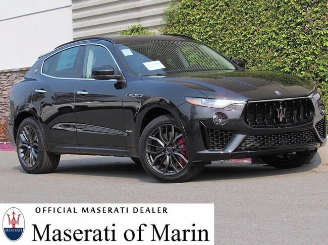 2019 Maserati Levante S GranSport SUV Mill Valley