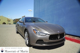 Certified 2017 Maserati Ghibli Sedan in Marin, CA