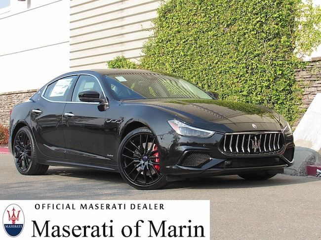 2019 Maserati Ghibli S GranSport Sedan Mill Valley