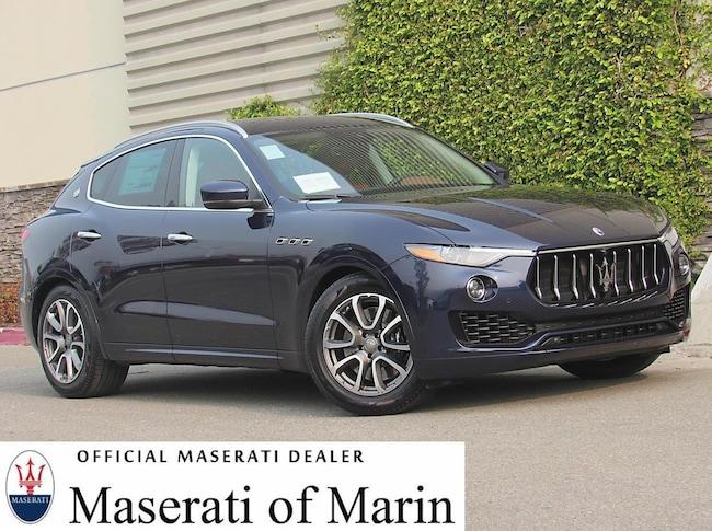 2019 Maserati Levante S SUV Mill Valley