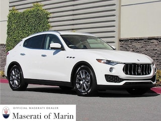 New 2018 Maserati Levante SUV in Marin, CA