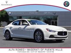 Pre-Owned 2015 Maserati Ghibli Base Sedan for sale near you in Santa Barbara, CA