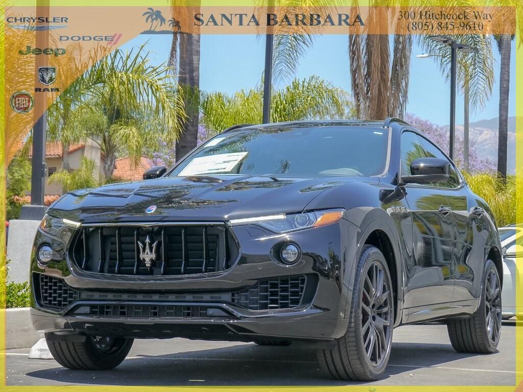 Featured New 2018 Maserati Levante S SUV for sale near you in Santa Barbara, CA
