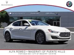 Pre-Owned 2018 Maserati Ghibli Base Sedan for sale near you in Santa Barbara, CA