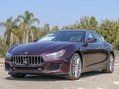 New Luxury 2019 Maserati Ghibli S Sedan for sale near you in Santa Barbara, CA