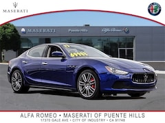 Pre-Owned 2017 Maserati Ghibli S Sedan for sale near you in Santa Barbara, CA