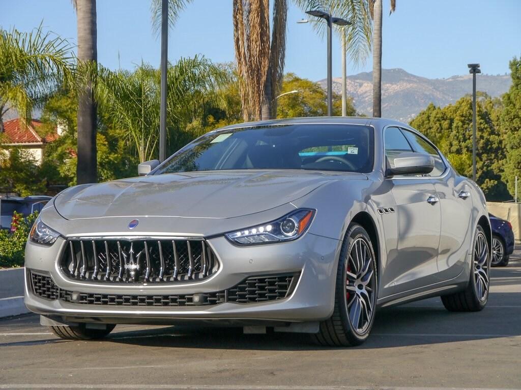 Featured New 2018 Maserati Ghibli S Sedan for sale near you in Santa Barbara, CA