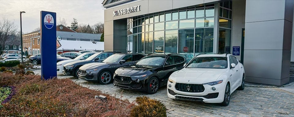 Maserati Dealership Near Doylestown - Maserati of the Main Line