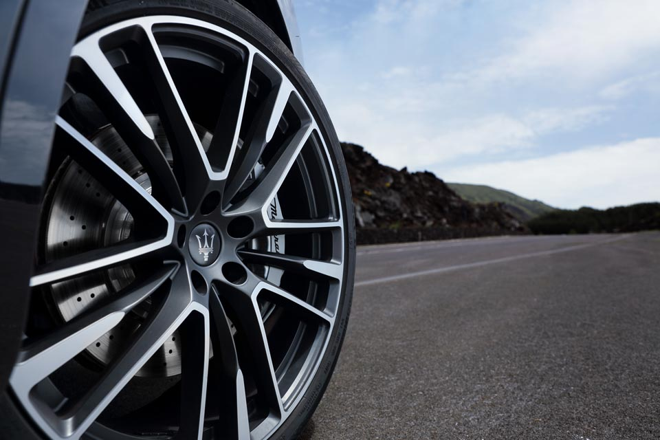 Maserati Levante Wheels