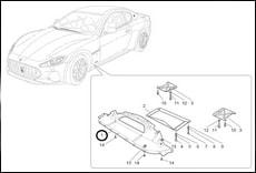 Maserati Under Engine Shield