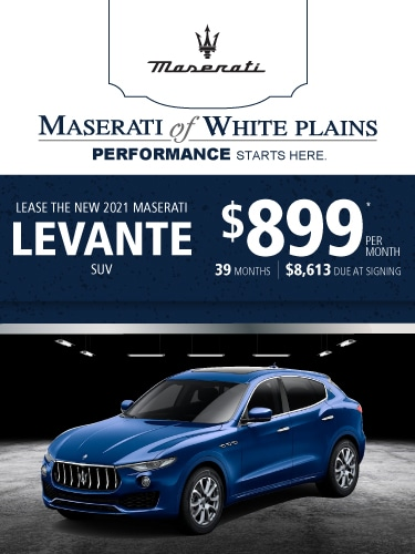 Maserati Levante lease deal image