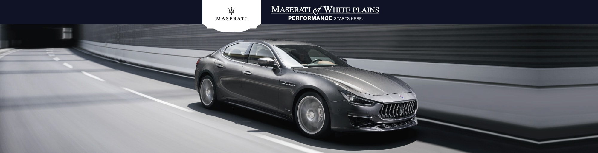 Maserati Lease Deal Image
