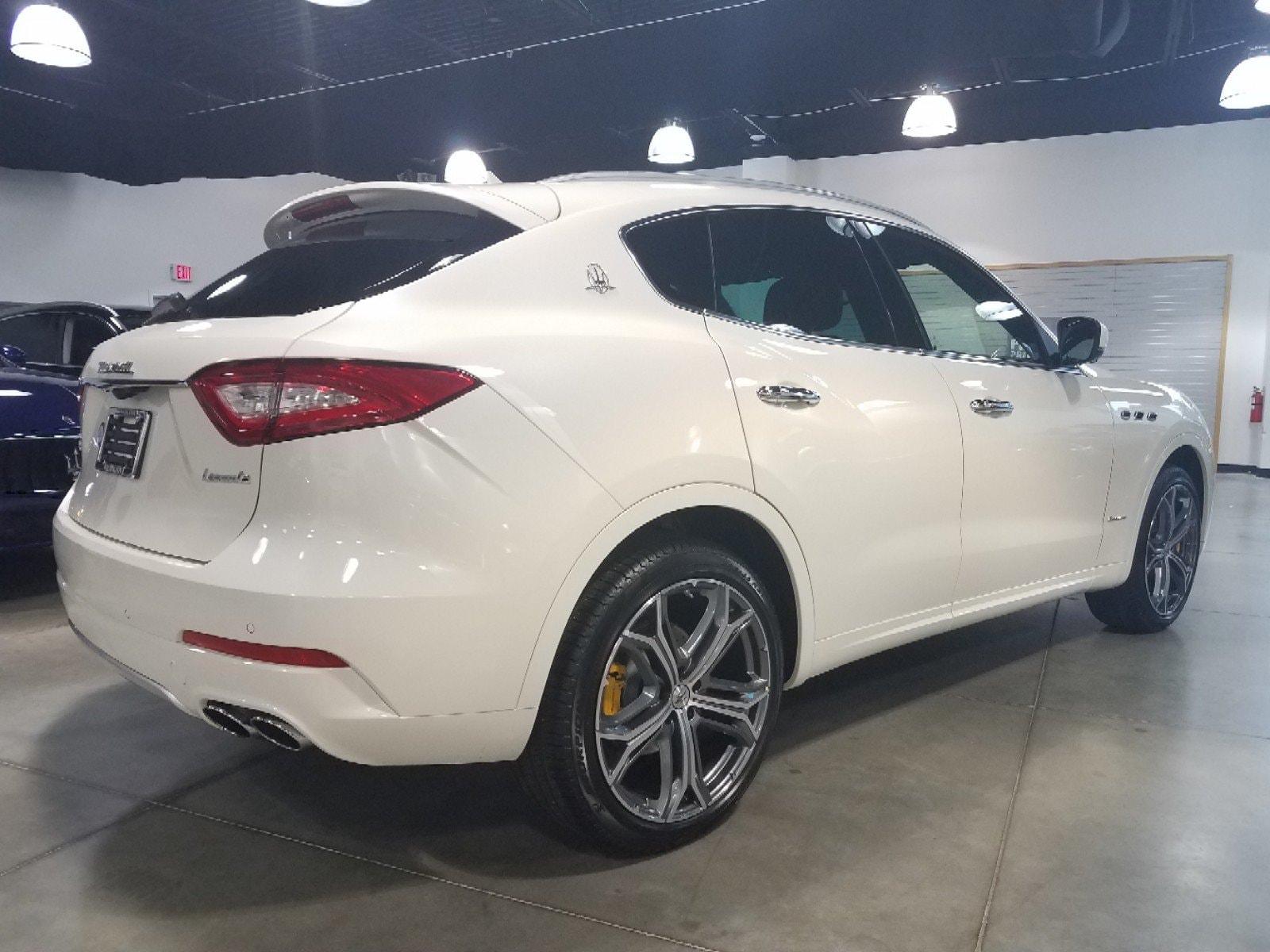 New 2019 Maserati Levante For Sale at Piazza Premium