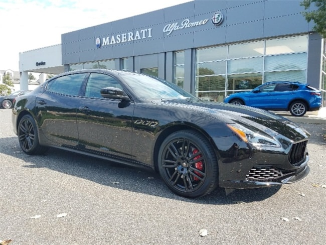 New 2019 Maserati Quattroporte S For Sale In Chadds Ford Pa Vin