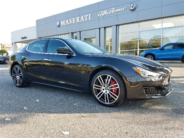 Featured New 2019 Maserati Ghibli S Q4 Sedan for sale in Chadds Ford, PA