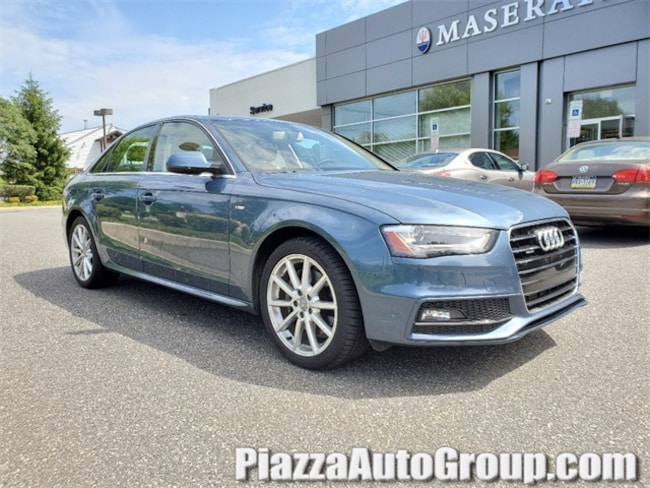 New 2016 Audi A4 2 0T Premium (Tiptronic) For Sale in Reading, PA | VIN#  WAUFFAFL2GN005596