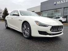 2018 Maserati Ghibli S Q4 GranLusso Sedan
