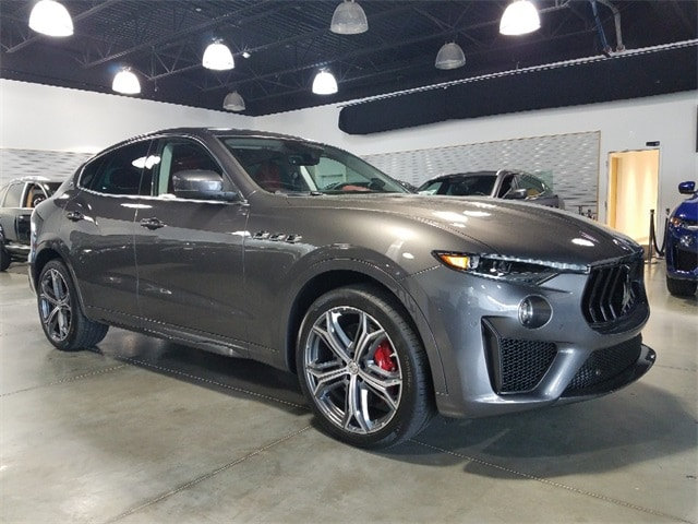 Featured New 2019 Maserati Levante Trofeo SUV for sale in Chadds Ford, PA