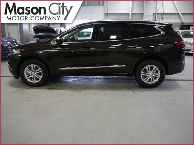 New 2018 Buick Enclave For Sale Mason City Ia