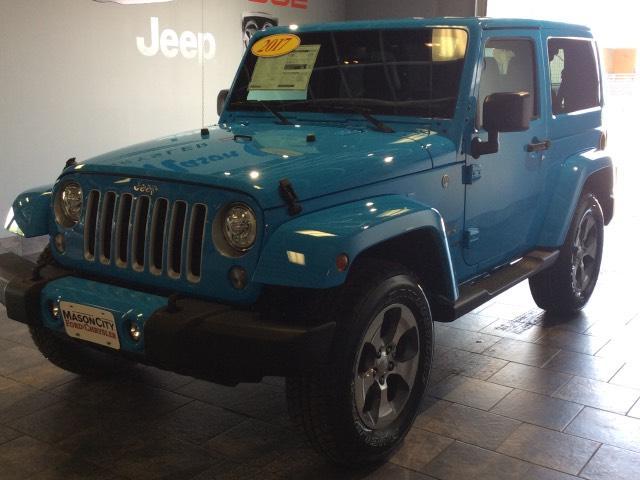 2017 Jeep Wrangler JK Sahara 4x4 SUV