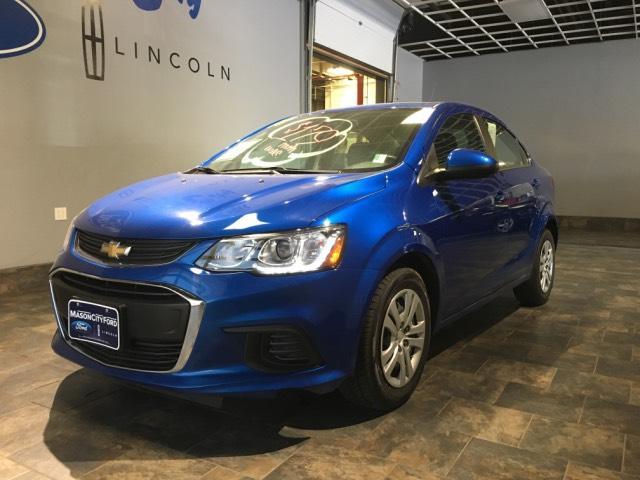 2017 Chevrolet Sonic LS Auto Sedan