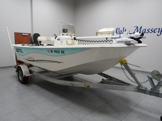 2013 Carolina Skiff 178 DLV Boat