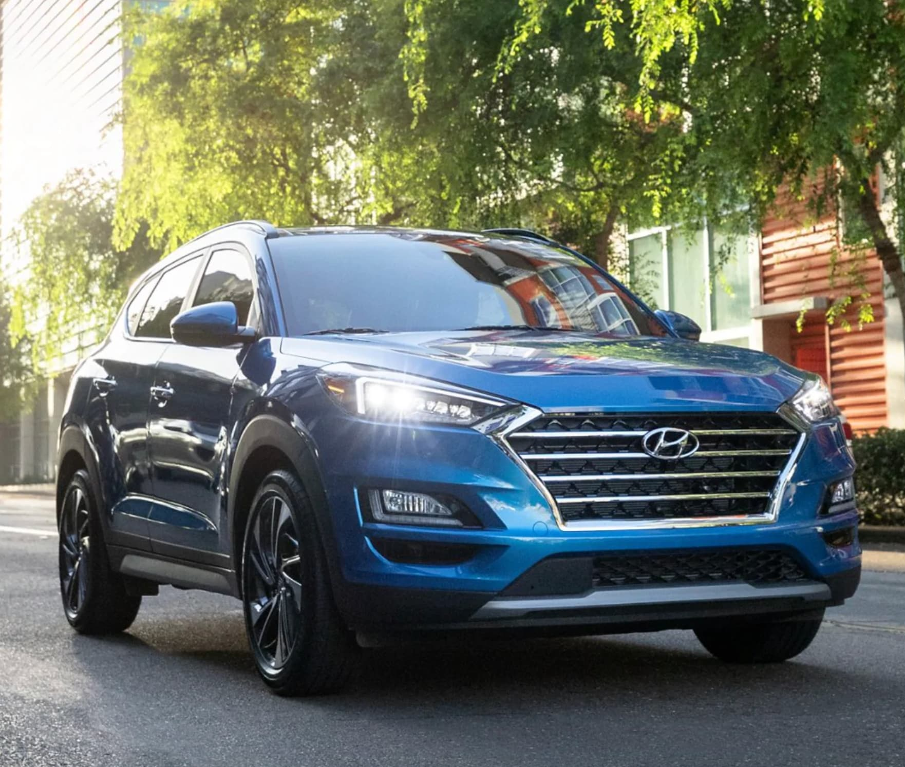 New 2021 Hyundai Tucson in Hagerstown, MD