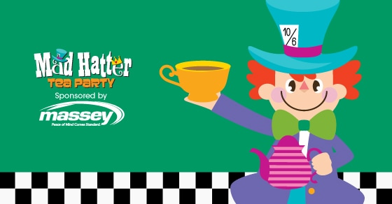 The Mad Hatter event,