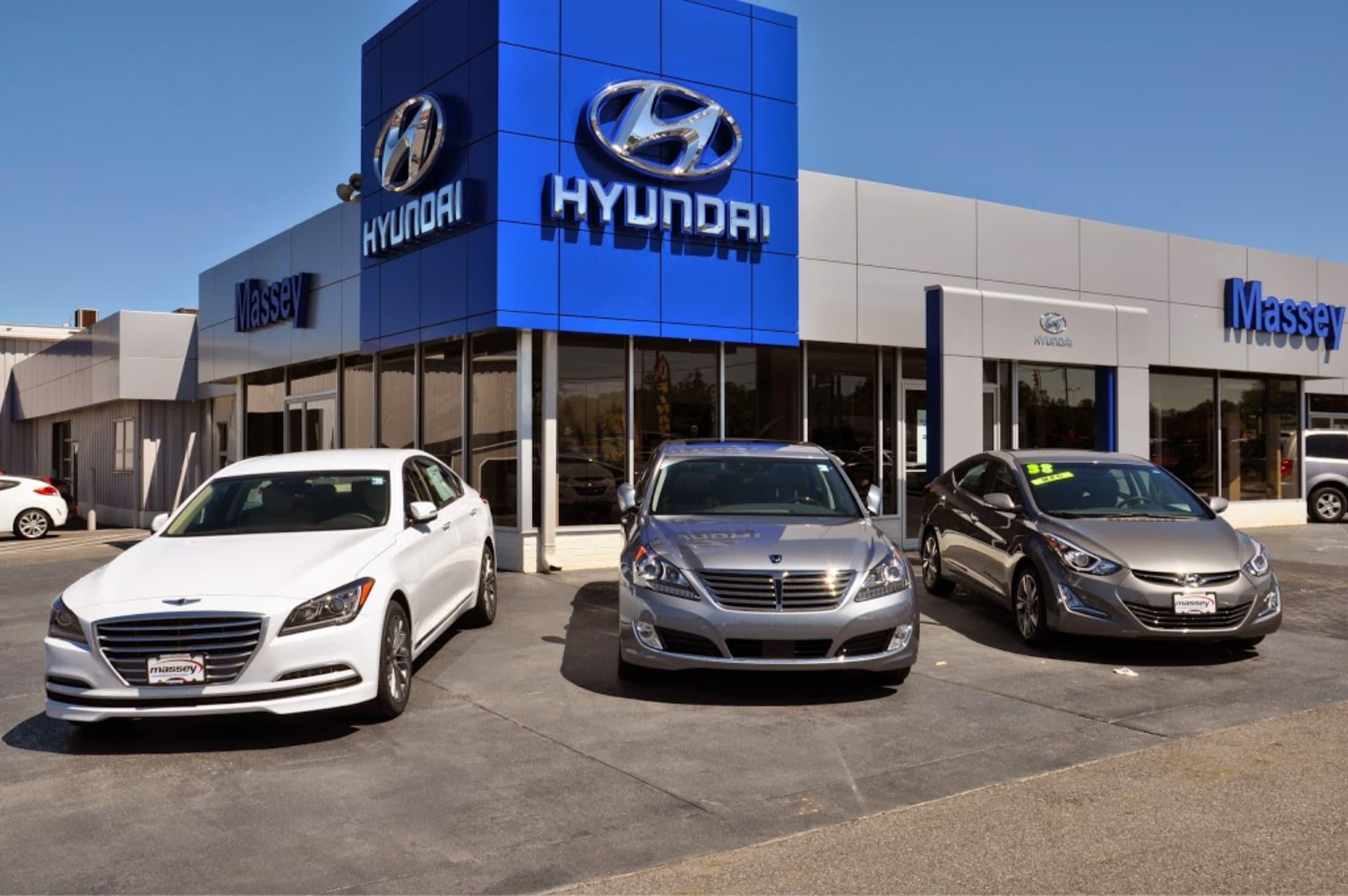 Massey Hyundai in Hagerstown, MD