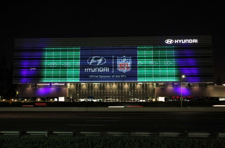 Hyundai-NFL Partnership