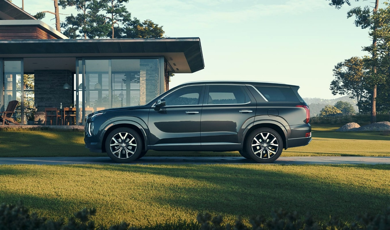 First Ever 2020 Hyundai Palisade Hagerstown Md Massey Hyundai