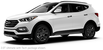 choose your trim level of the 2017 hyundai santa fe sport. Black Bedroom Furniture Sets. Home Design Ideas