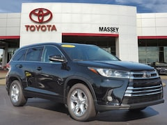 New 2018 Toyota Highlander Limited V6 SUV