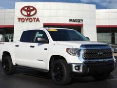 New 2018 Toyota Tundra SR5 5.7L V8 w/FFV Truck CrewMax