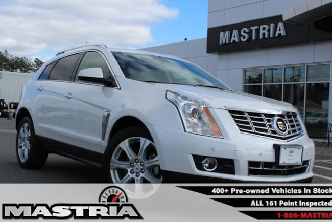 Used 2016 Cadillac Srx For Sale At Mastria Auto Group Vin