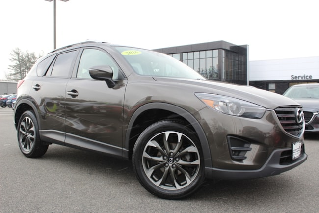 2016 Mazda Mazda CX-5 AWD  Auto Grand Touring SUV