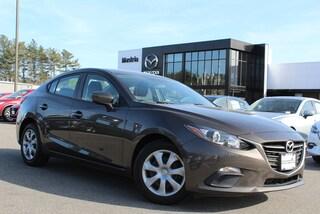 2016 Mazda Mazda3 i Sport  Manual Sedan