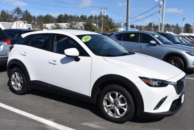 2016 Mazda Mazda CX-3 AWD  Sport SUV