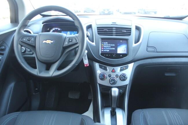 Used 2016 Chevrolet Trax For Sale At Mastria Mazda Vin