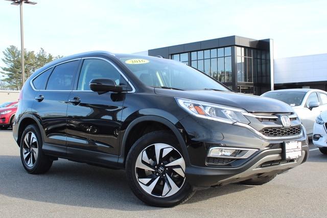 2016 Honda CR-V Touring AWD w/Navigation SUV