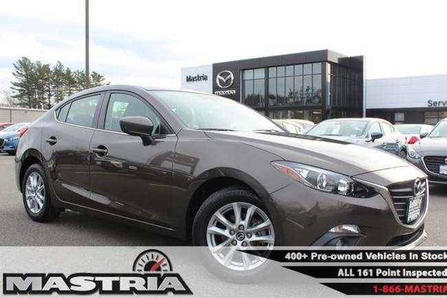 2016 Mazda Mazda3 Auto i Touring Sedan