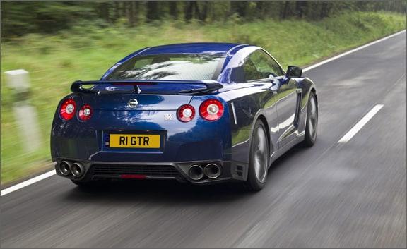 First Drive: 2012 Nissan GTR