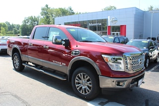 2019 Nissan Titan XD Platinum Reserve Truck