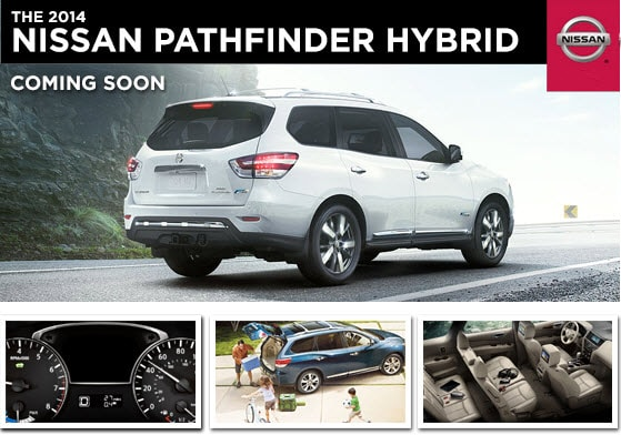 Nissan Redesigned The New Pathfinder ...