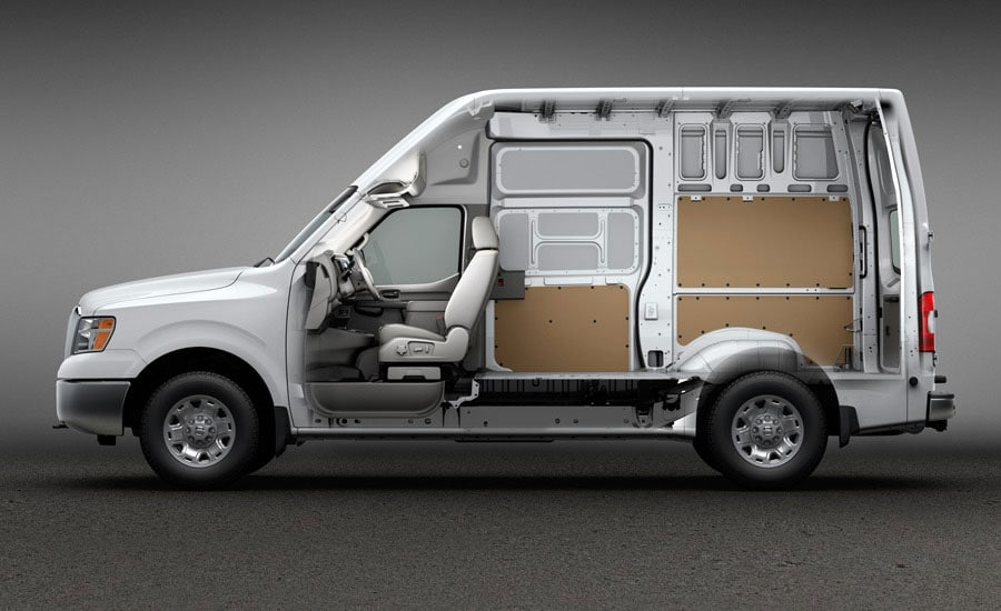 2015 Nissan Nv200 Sv 4dr Compact Cargo Van Cargo Van ...