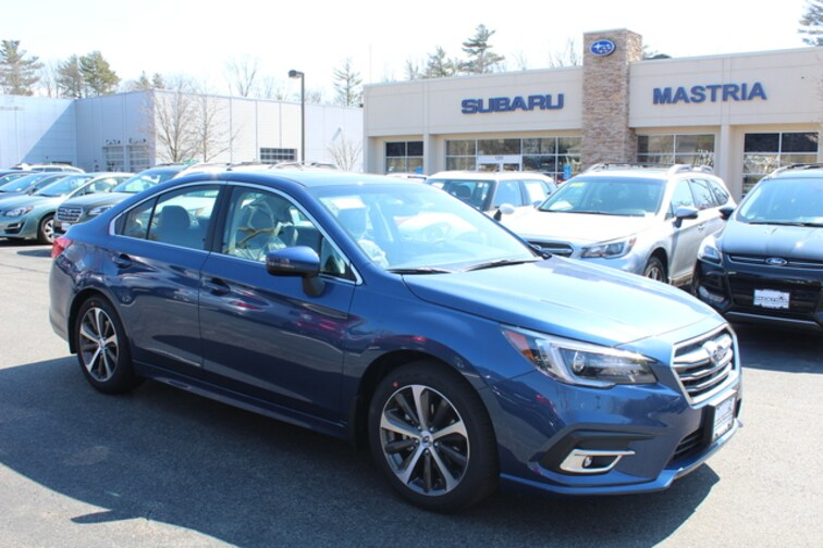 New 2019 Subaru Legacy 2.5i Limited Sedan in Bangor