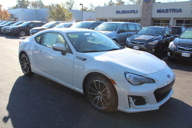New 2018 Subaru BRZ Limited Coupe in Bangor